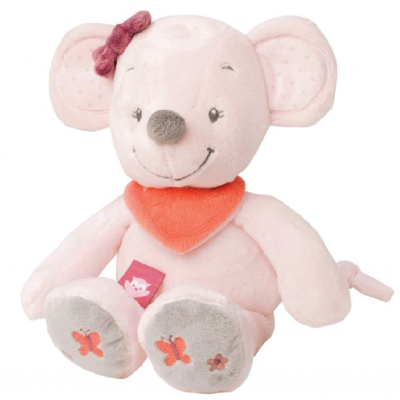 Nattou Cuddly Toy Valentine the Mouse