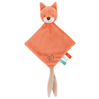 Nattou Mini Doudou Oscar the Fox