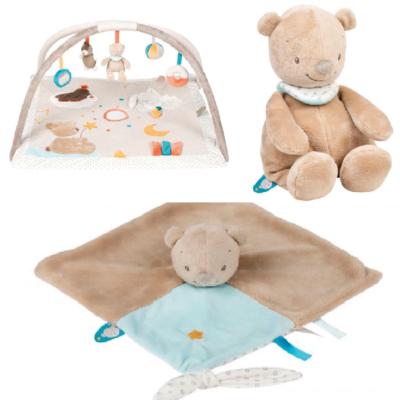 Nattou Play and Sleep Gift Set - Basile