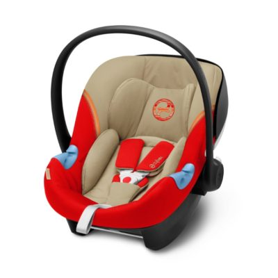 Cybex Aton M i-Size Car Seat - Autumn Gold