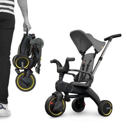 Doona Liki Foldable Trike - Grey