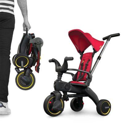 Doona Liki Foldable Trike - Red