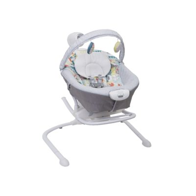 Graco Duet Sway 2 in 1 Rocker - Patchwork