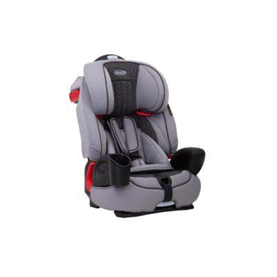 Graco Nautilus Group 1/2/3 Car Seat - Steeple Grey