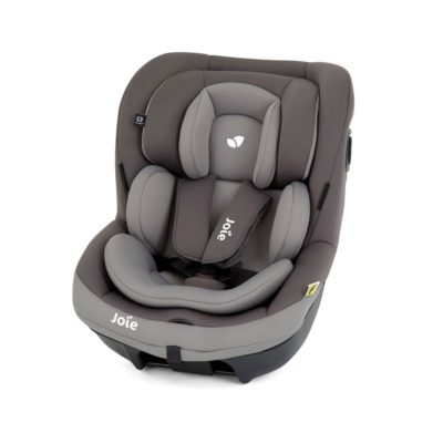 Joie i-Size Safe Car Seat Bundle - Grey