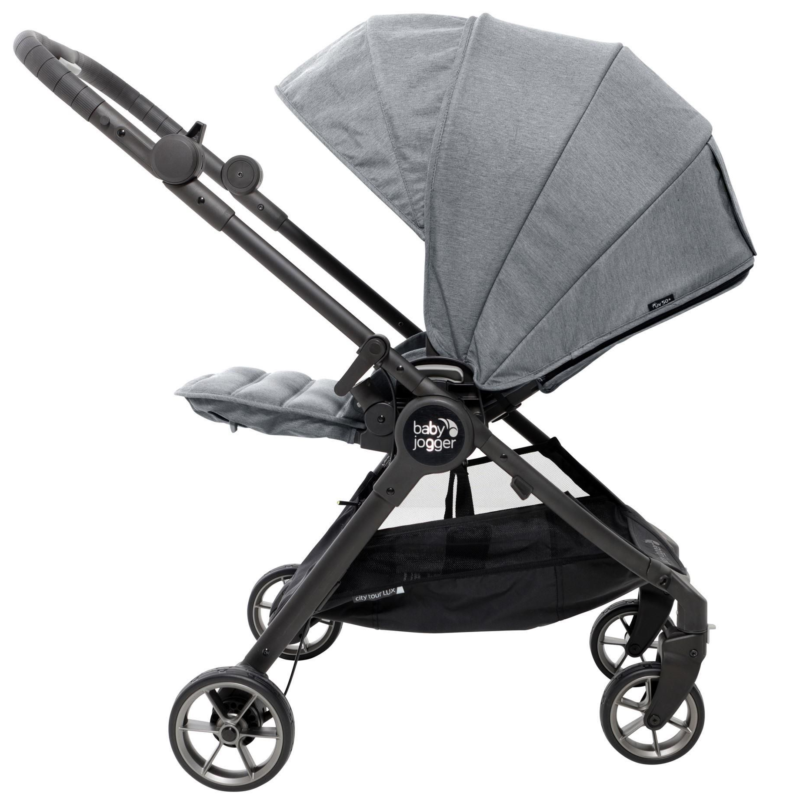Baby Jogger City Tour LUX Stroller - Slate 2