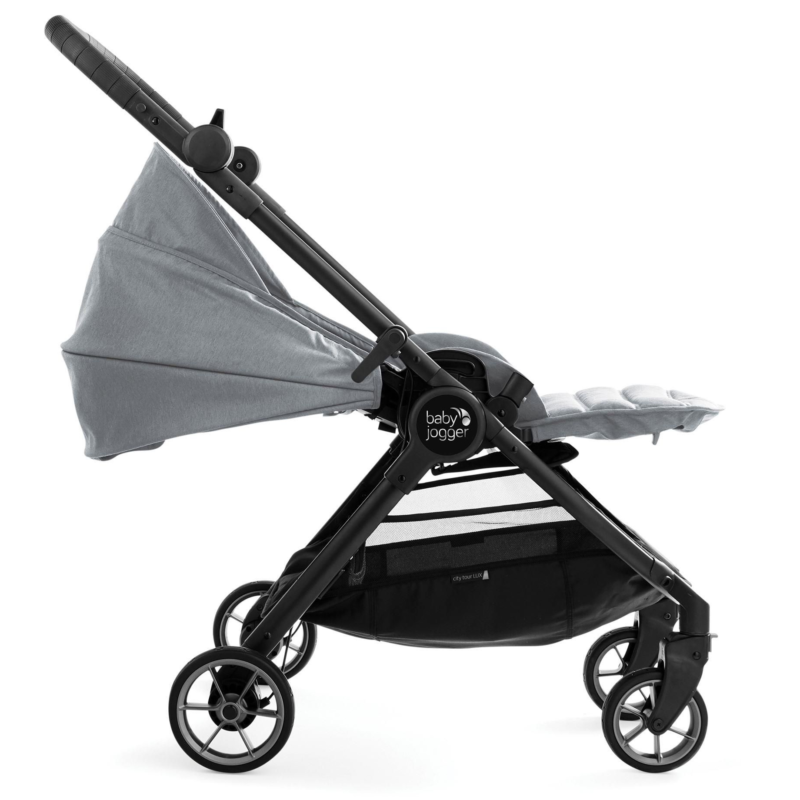 Baby Jogger City Tour LUX Stroller - Slate 3