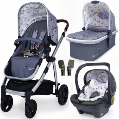 Cosatto Hedgerow Wow Travel System