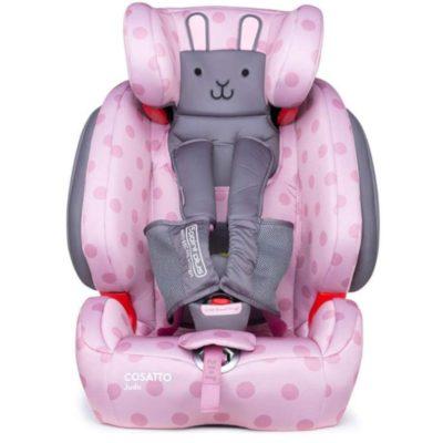 Cosatto Judo Bunny Buddy ISOFIX Car Seat