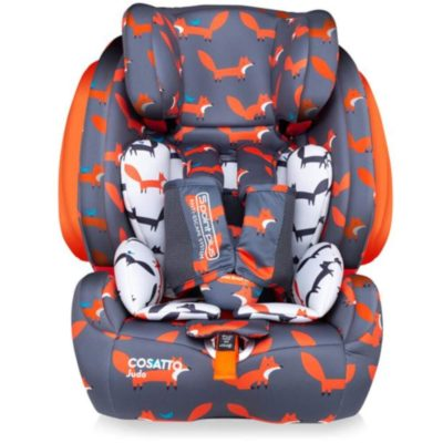 Cosatto Judo Mister Fox ISOFIX Car Seat