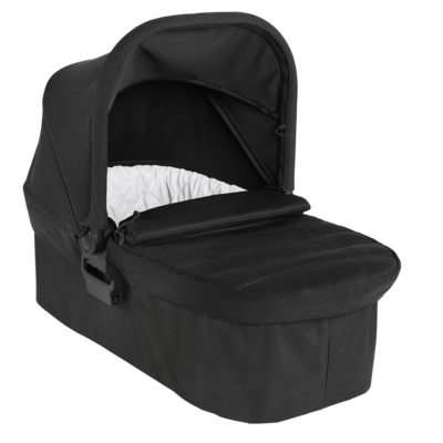 baby jogger city mini gt2 double carrycot jet