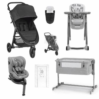 baby jogger newborn bundle