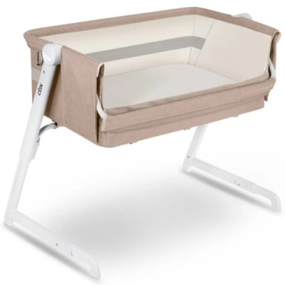 CBX Hubble Air Side Sleeping Crib – Beige