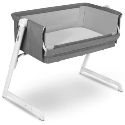 CBX Hubble Air Side Sleeping Crib – Comfy Grey