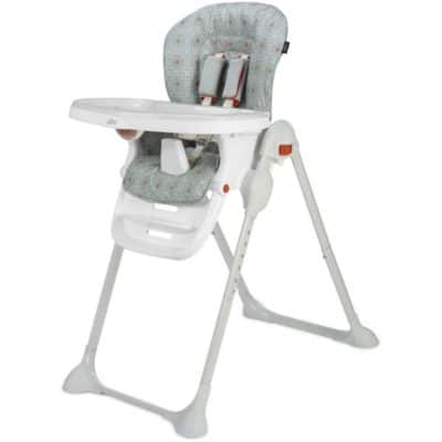 CBX Taima L Highchair - Comfy Grey