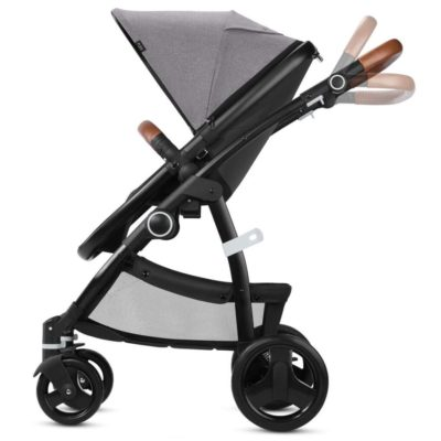 CBX Leotie Lux Pushchair and Carrycot - Comfy Grey