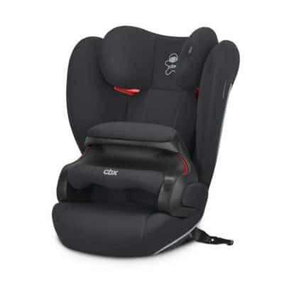 CBX Xelo Impact Shield Car Seat - Black