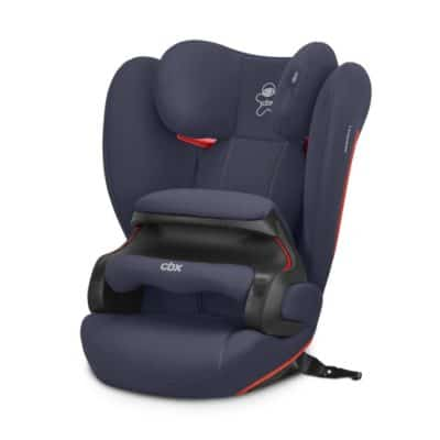 CBX Xelo Impact Shield Car Seat - Navy Orange