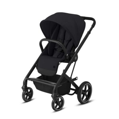 Cybex Balios S Lux Pushchair - Deep Black and Black