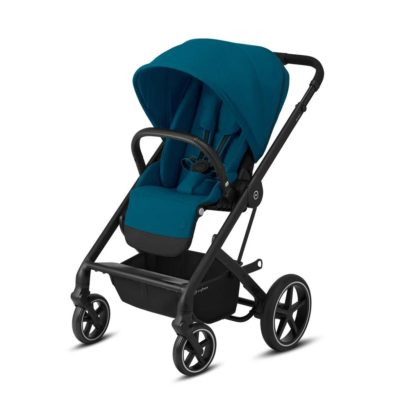 Cybex Balios S Lux Pushchair - River Blue and Black