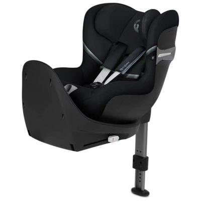 Cybex Cybex Sirona S i-Size Car Seat - Deep Black