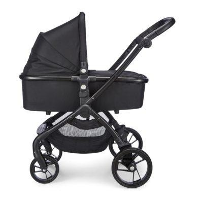mee-go plumo black stroller