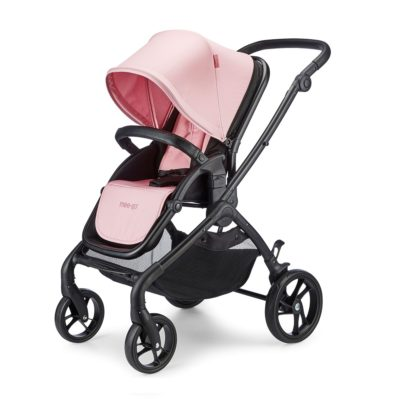 mee-go plumo rose pink stroller