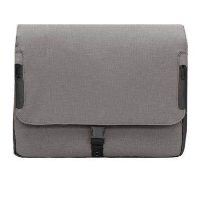 mutsy evo nursery bag warm grey