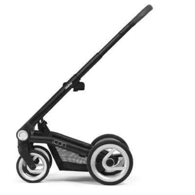mutsy-icon-stroller-frame-black grey grip 1000