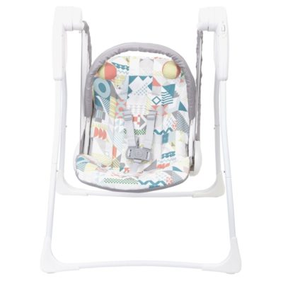 Graco Baby Delight Swing patchwork