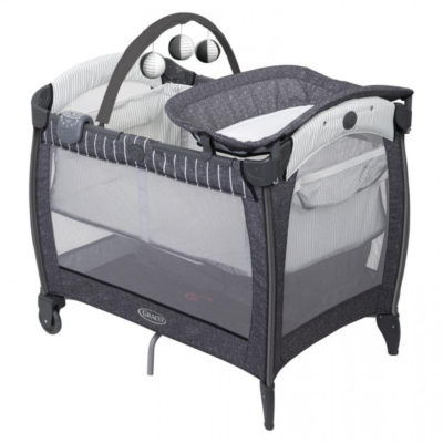 Graco Contour Electra Travel Cot Suits Me