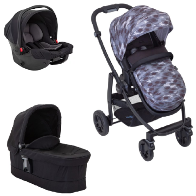 Graco Evo Camo Stroller Bundle