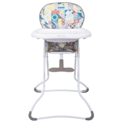 Graco Snack N Stow Highchair Patchwork