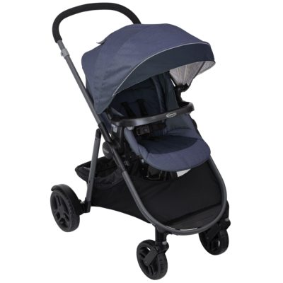 Graco Time2Grow Denim Stroller