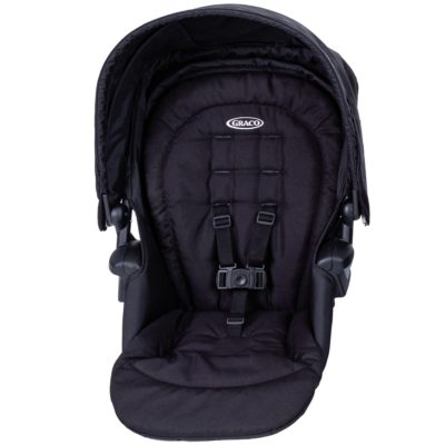 Graco Time2Grow Toddler Seat Black
