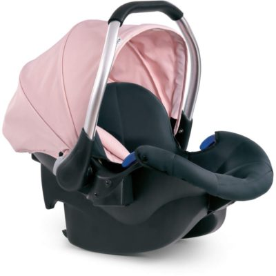 Hauck Comfort Fix Car Seat - Pink