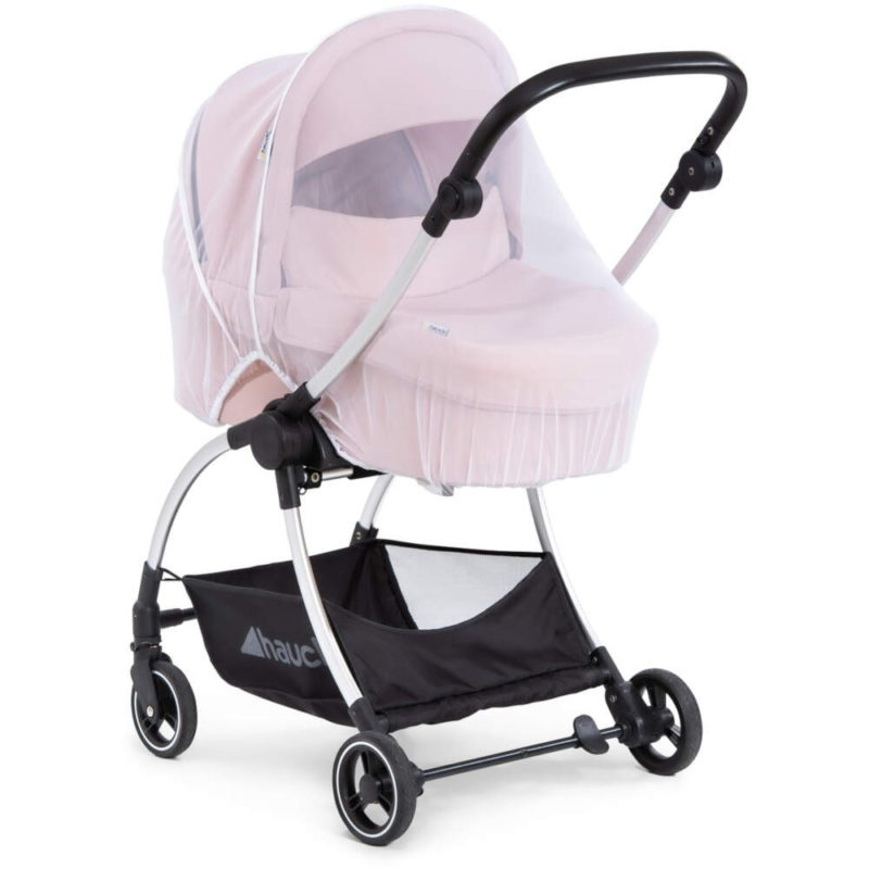 Hauck Eagle 4S Pink Carrycot