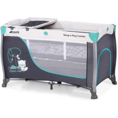 Hauck Sleep n Play Centre Forest Fun Travel Cot