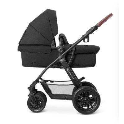 Kinderkraft XMoov Travel System - Black