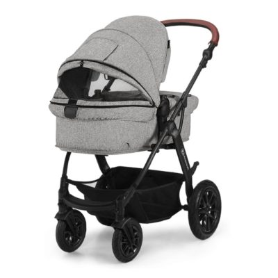 Kinderkraft XMoov Travel System - Grey