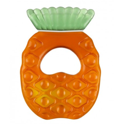 Clippasafe Water Filled Teether - Pineapple