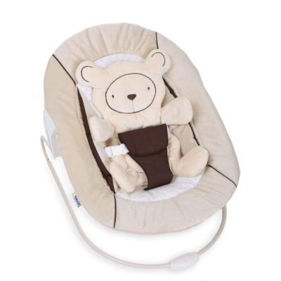 Hauck Alpha Hearts White Bouncer 2 in 1