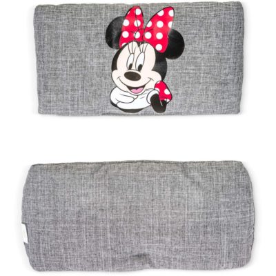 Hauck Alpha Minnie grey Highchair Pad