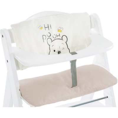 Hauck Alpha Pooh Cuddles Highchair Pad