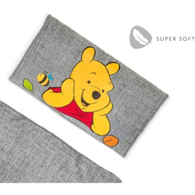 Hauck Alpha Pooh grey Highchair Pad