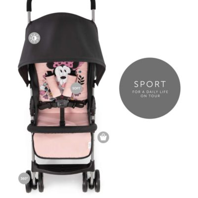 Hauck Disney Sport Minnie Sweetheart Pushchair