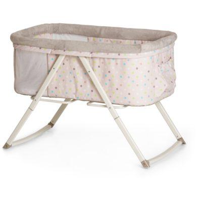 Hauck Dots Sand Dreamer Crib