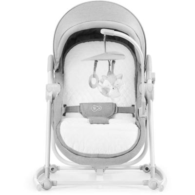 Kinderkraft Unimo 5 in 1 Cradle 2020 - Stone Grey 2