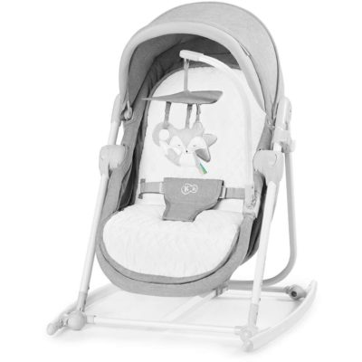 Kinderkraft Unimo 5 in 1 Cradle 2020 - Stone Grey