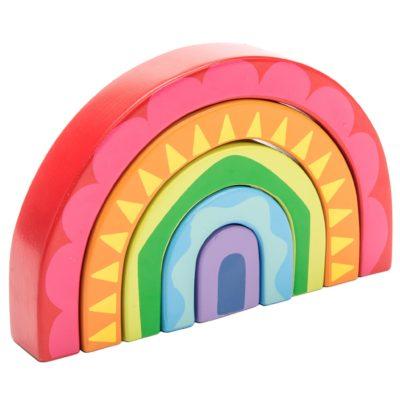 Le Toy Van Rainbow Tunnel